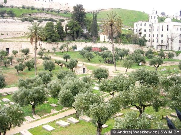 Библейские места, Иерусалим, Израиль