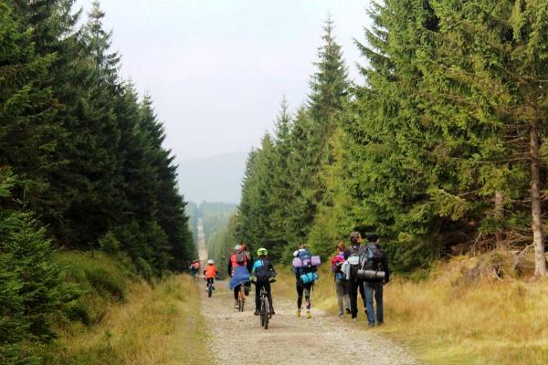 Велосипедный «Bieg Piastów 2016», велосипед, Bieg Piastów, Swim.by