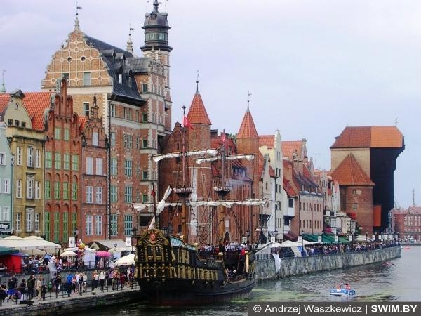 Бег святого Доминика в Гданьске, бег 5 км, кросс, критериум, Bieg św. Dominika, Gdansk