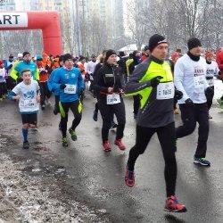 Bieg o Puchar Bielan, Bieg Chomiczówki 2017
