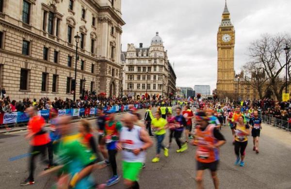 The Big Half, Half Marathon London, The Big Festival, London Marathon, The Big Half 2018, Swim.by
