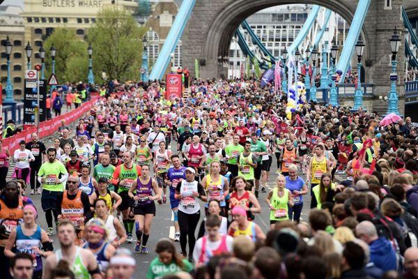 The Big Half, Half Marathon London, The Big Festival, London Marathon, www.swim.by, The Big Half 2018, Swim.by