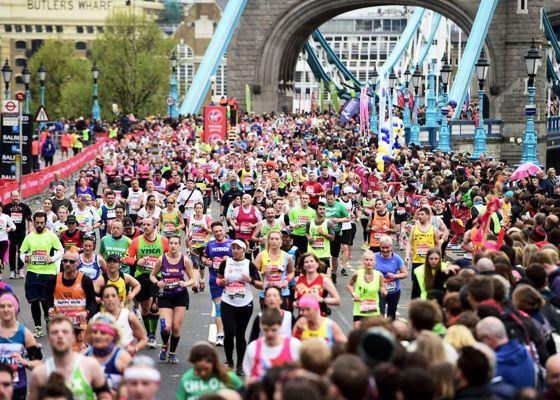 The Big Half, Half Marathon London