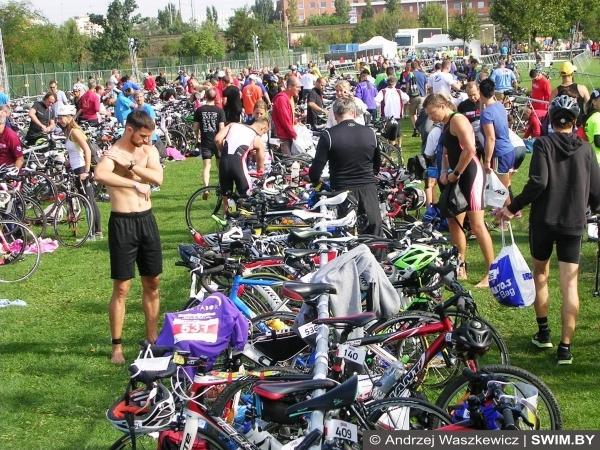 Блог о триатлоне, Андрей Вашкевич