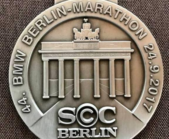 BMW Berlin Marathon 2017, Берлинский марафон 2017