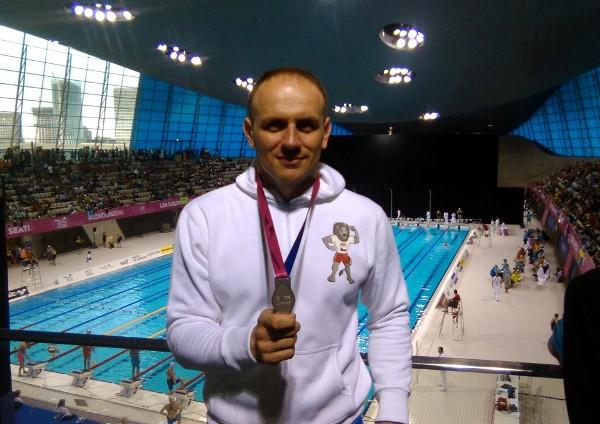 Bohumír Šraut, European masters swimming championships 2016