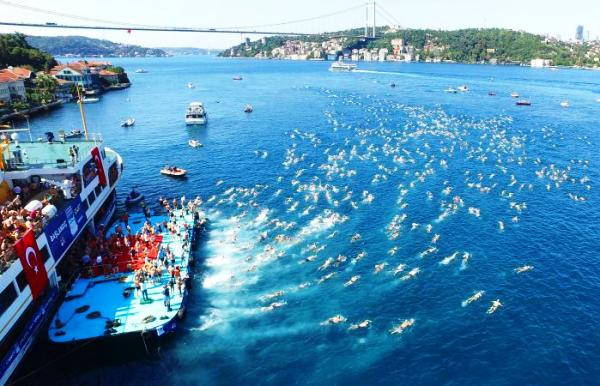 Bosphorus Cross-Continental Swimming Race 2019, www.swim.by, Bosphorus Cross-Continental Swim, Swim.by