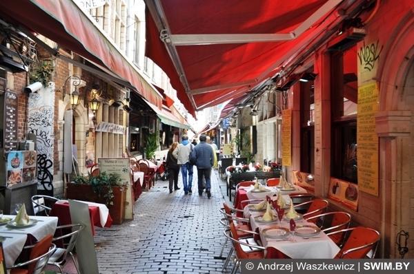 Архитектура и жизнь Брюсселя Бельгия