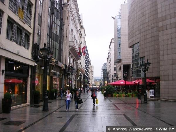 Улицы Будапешта, Нью-Йорк