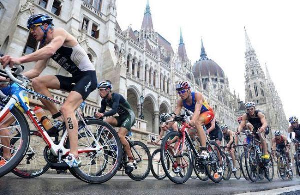 Budapest triathlon 2015, триатлон в Будапеште