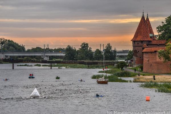 Castle Triathlon Malbork, триатлон Мальборк, триатлон Ironman, Андрей Вашкевич Ironman