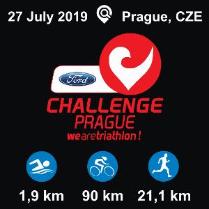 Challenge Prague 2019, Challenge Prague Triathlon 2019