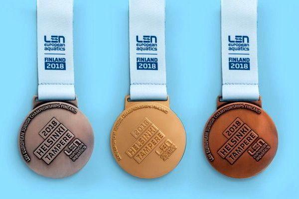 Чемпионат Европы по плаванию среди юниоров 2018