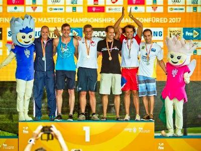 Чемпионат мира по плаванию мастерс 2017