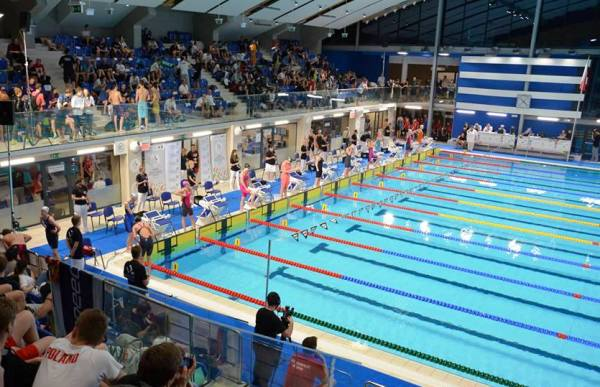 Чемпионат по плаванию в Польше, Люблин 2015