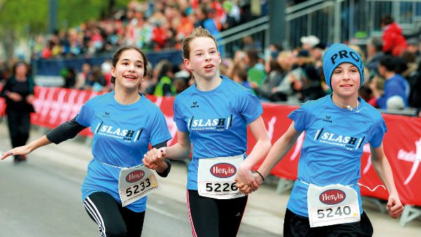 Children Run, Hervis Challenge Junior, Triathlon Challenge Prague 2018, www.swim.by, Challenge Triathlon, Prague Triathlon, Junior Triathlon Prague, Swim.by