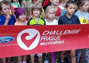 Hervis Challenge Junior 2018, Triathlon Challenge Prague, Challenge Prague Triathlon, Swim.by