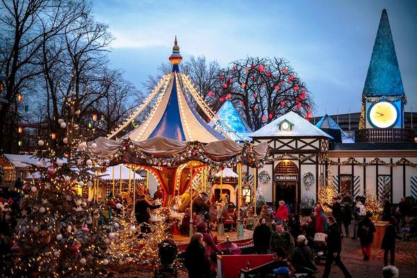 Рождество в Дании, Christmas in Denmark