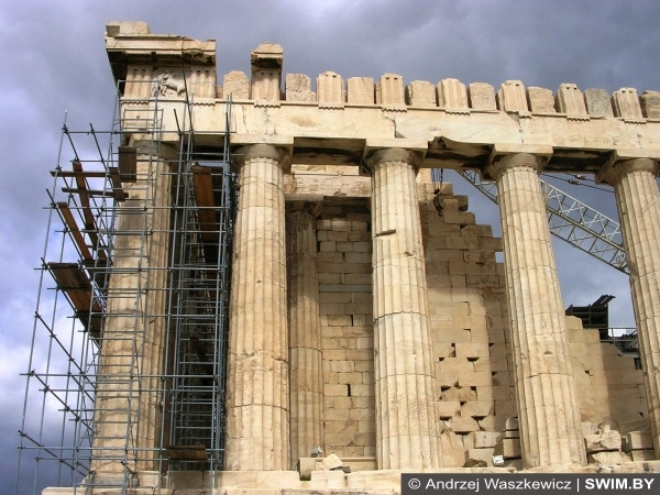 Что посмотреть в Греции, Афины, достопримечательности