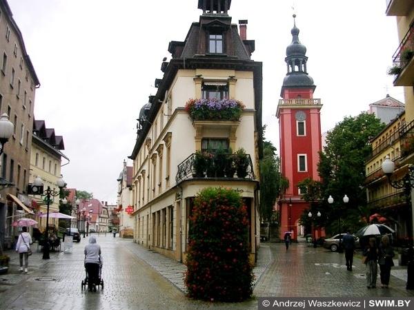 Jelenia Góra Cieplice, Plac Piastowski