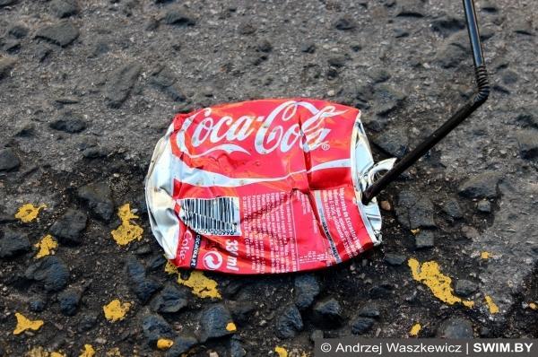 Кока-кола напиток марафон