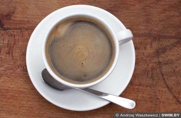 Кофе, бизнес, спорт