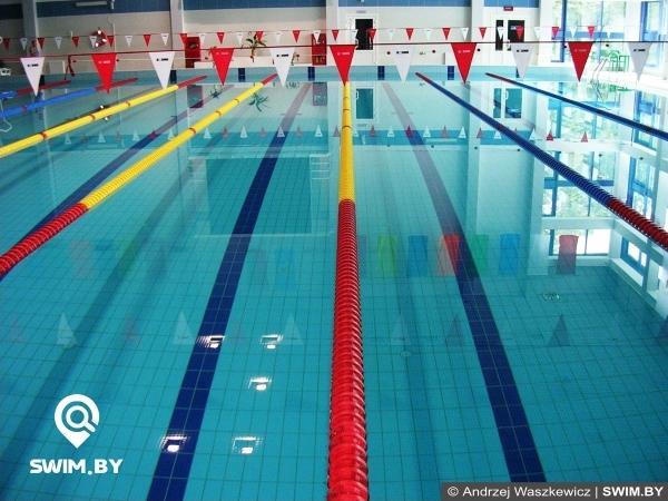 Sport pool Traktor Minsk, бассейн для спортивного плавания, Трактор, Минск