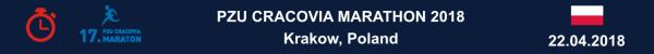Cracovia Marathon Results 2018, Cracovia Maraton Wyniki, Марафон в Кракове Результаты, Краков Марафон результаты, Marathon Krakow Results