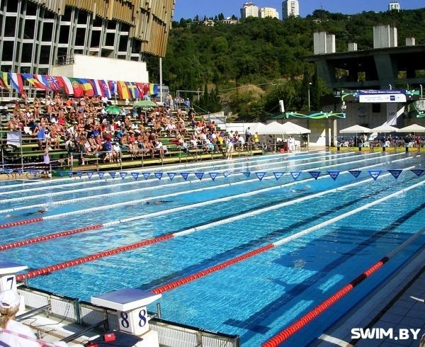 Крым в сентябре, European Masters Swimming Championships 2011, Yalta