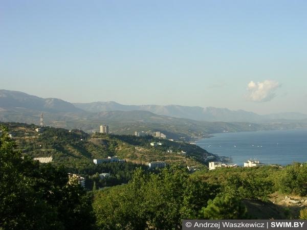 Крым в сентябре, Swim.by