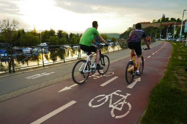 Велосипедные маршруты в Праге, sport Praha