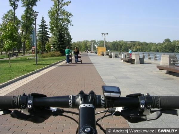 Best cycling routes in Minsk city