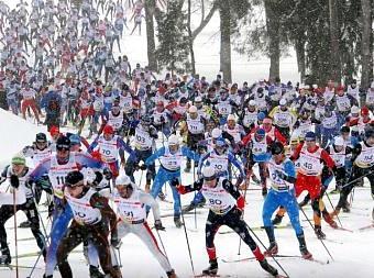 Дёминский лыжный марафон, Demino Ski Marathon, Worldloppet
