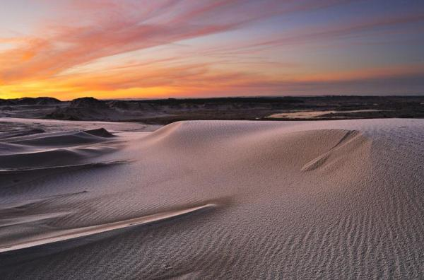Самые большие дюны Северной Европы, дюны в Европе, Дания, Swim.by