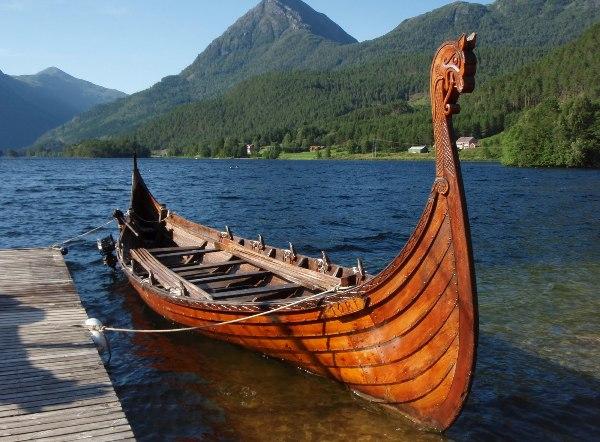 Дания, морской круиз на ладье викингов, круиз в Дании, Swim.by