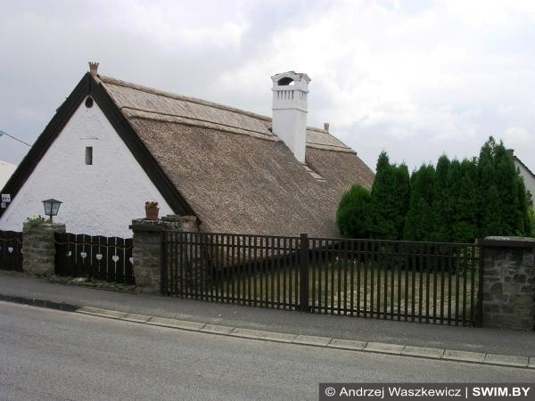 Деревенский дом, Венгрия