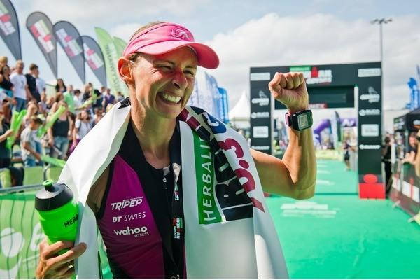 Diana Riesler, Ironman Gdynia, триатлон Ironman