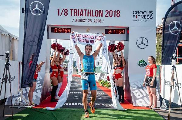 IRONSTAR Crocus Fitness 1/8 Triathlon 2018, Dmitry Rostyagaev Triathlon, Дмитрий Ростягаев Триатлон, Moscow Triathlon, Ironstar Triathlon