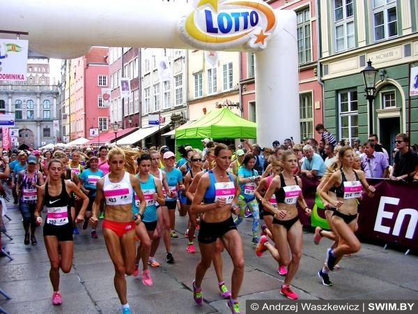 Dominic Run 2018 in Gdańsk, Running Poland, www.swim.by, Bieg Dominika 2018, Bieg Dominika Gdańsk, Poland Running, Swim.by