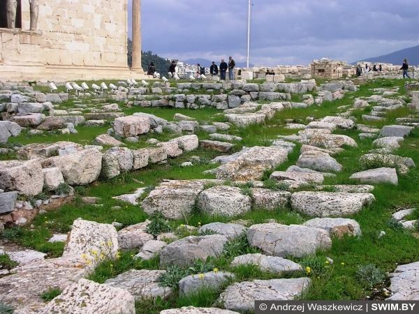 Достопримечательности, Древняя Греция, история