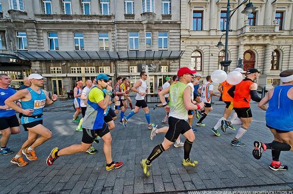 DOZ Marathon Lodz 2017, марафон в Лодзи, польский фильм Ва-банк
