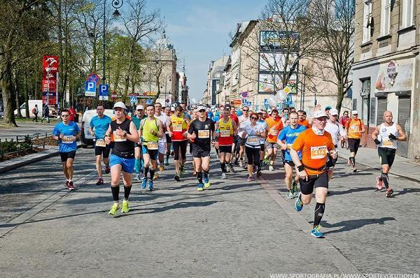 DOZ Marathon Lodz 2017, самый громкий марафон Польши, марафон в Лодзи