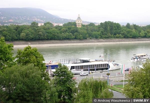 Дунай, отель Будапешт