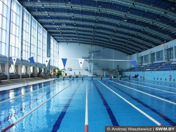 Дворец водного спорта Минск, СОК Олимпийский, swimming pool