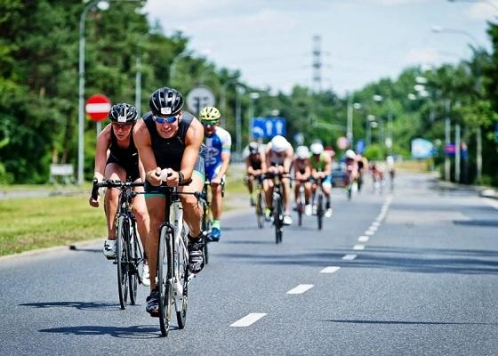 Enea 5150 Warsaw Triathlon, велотренировки в Варшаве