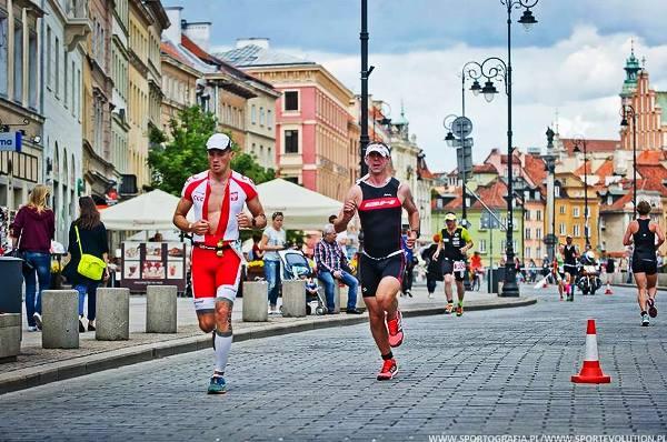 Enea 5150 Warsaw 2017, триатлон в Варшаве, triathlon
