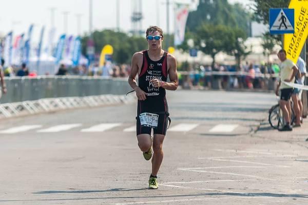 Enea 5150 Warsaw 2017, триатлон в Варшаве, triathlon, Kacper Stępniak