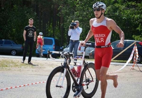 Enea 5150 Warsaw 2017, триатлон в Варшаве, triathlon, Aliaksandr Vasilevich