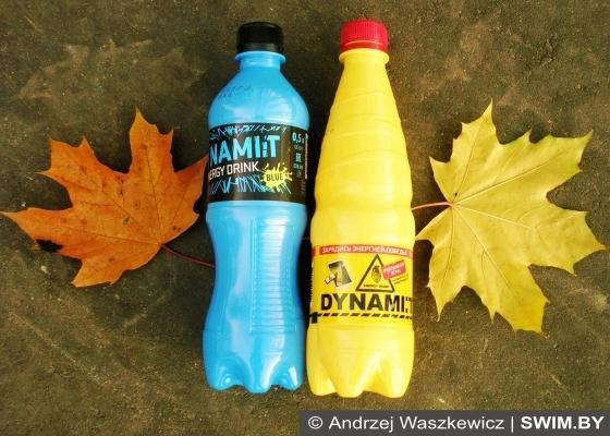 Энергетический напиток Dynamit