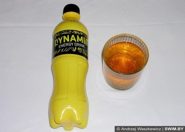 Энергетический напиток Динамит вкус